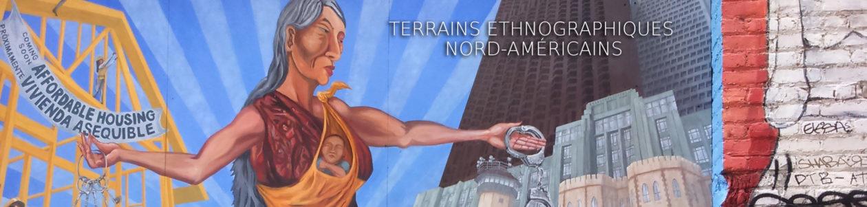 Terrains ethnographiques nord-américains